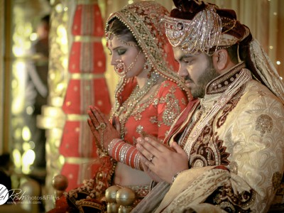 Dubai Hindu Wedding | Arun and Preeti