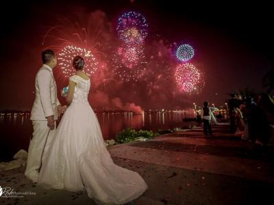 Filipino Wedding in Dubai | Dan and Thea