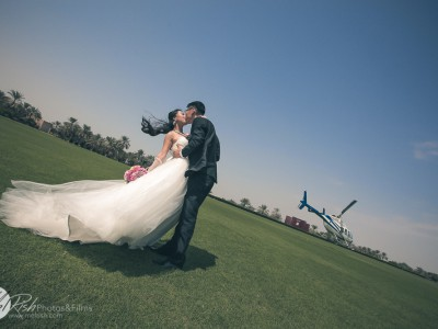 Chinese Wedding in Dubai | Bowen & Christian