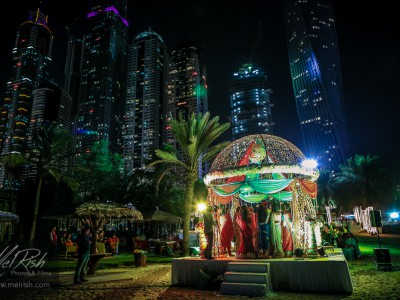 Indian wedding in Dubai