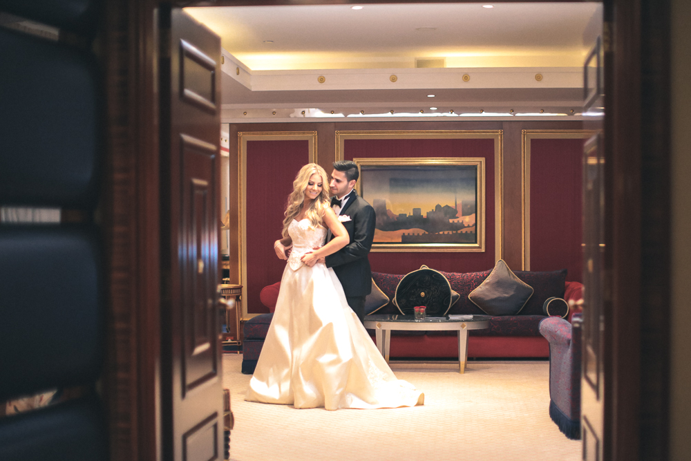 Burj Al Arab Wedding