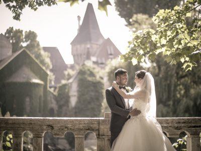 Destination Wedding in Budapest | Damaris & Rohan (Same Day Edit)