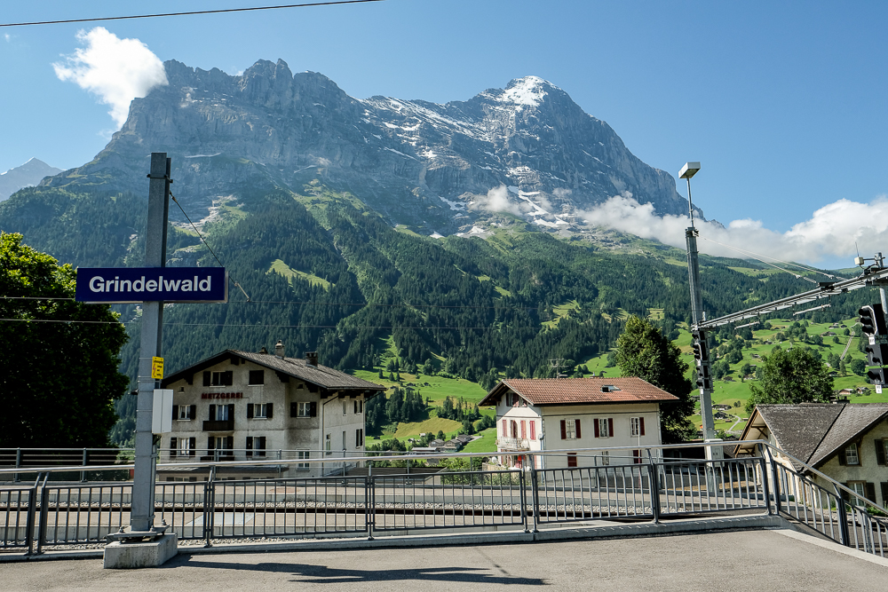 Grindelwald Travels