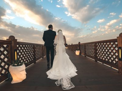 Al Qasr Dubai Wedding | David & Fiona