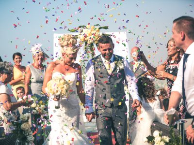 Jumeirah Beach Hotel Wedding | Gavin & Jenna