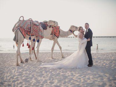 Le Royal Meridien Dubai Wedding | Dan and Rebecca