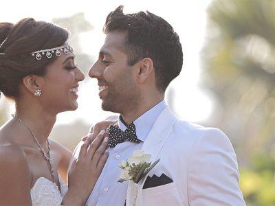 Ritz Carlton Dubai Wedding | Vinesh and Binal