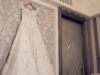 St.Regis Dubai Wedding | Fadi & Abeer