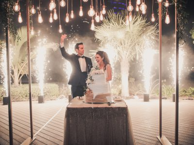 Ritz Carlton Dubai Wedding | Ronnie & Sarah