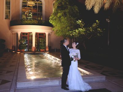 Ritz Carlton Dubai Wedding | Patrick & Hawazin