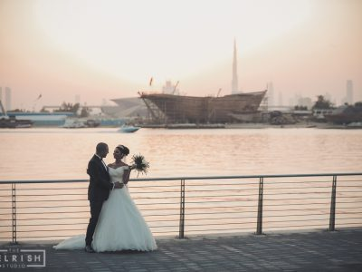 Intercontinental Hotel Wedding | Rami and Ahed