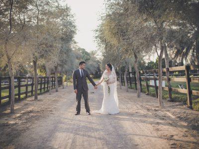 Desert Palm Dubai Wedding | Jay and Cristal