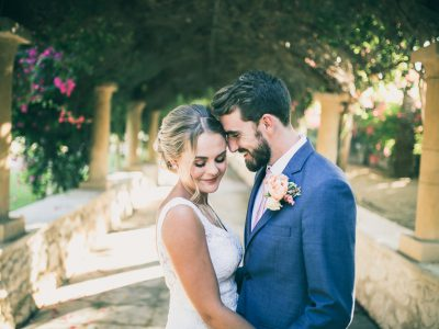 Desert Palm PER AQUUM Wedding | Taylor & Sara