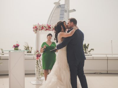 Dubai Wedding | Jack & Maddison