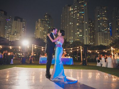 Ritz Carlton Dubai Wedding | Ali & Atiyeh