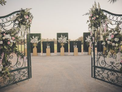 Desert Palm Per Aquum Wedding | Laith & Alanoud