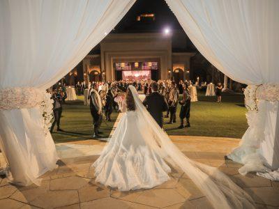 Four Seasons Hotel and Resort Wedding | Saud and Basma