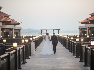 Anantara The Palm Wedding | Naof and Donavan
