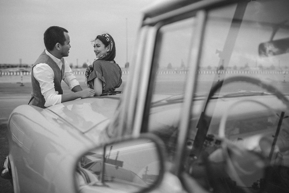 Dubai engagement shoot Last Exit