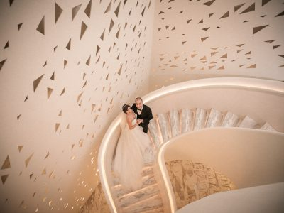FIVE Hotel Palm Dubai Wedding | Ziad & Khulood