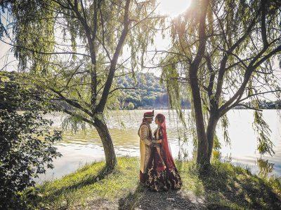Destination Wedding Georgia | Aditya & Rashee