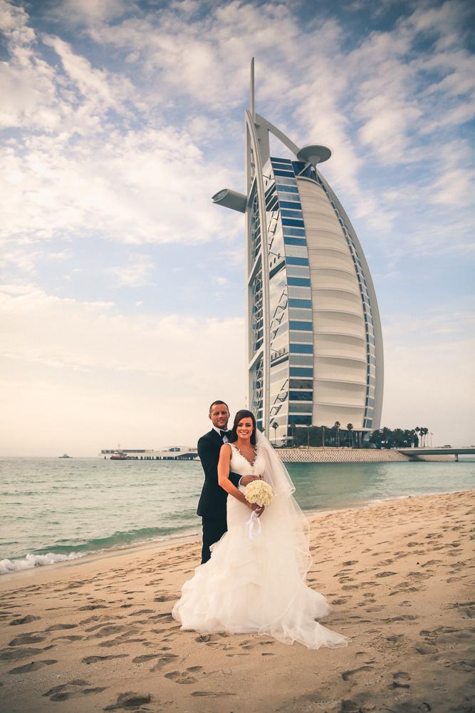 Top 5 Outdoor Wedding Venues in Dubai Photographers' Love