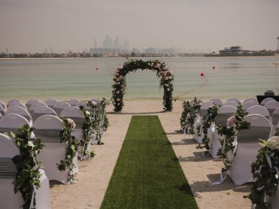 Sofitel the Palm Wedding