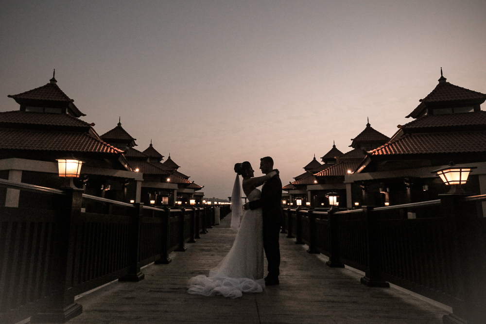Anantara the Palm Wedding