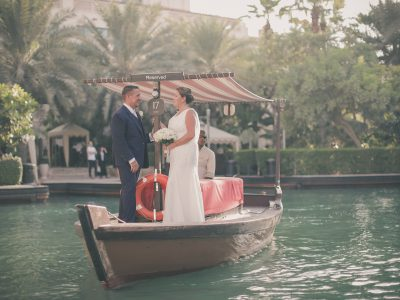 Destination Weddings at Al Qasr Dubai UAE