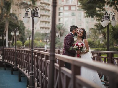 Roda Al Murooj Wedding | Philip & Deborah
