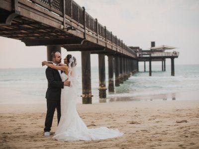 Al Qasr Hotel Wedding | Roberto & Reham