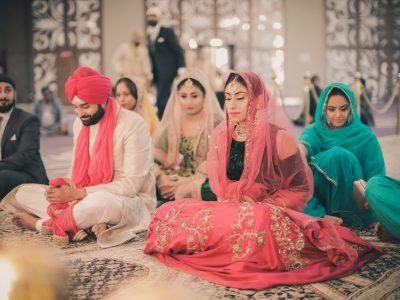 Dubai Destination Wedding | Harps & Rimina