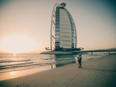 Burj Al Arab Wedding | Gareth and Kate