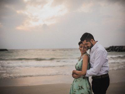 Fairmont Ajman Destination Wedding | Kunal and Rimi
