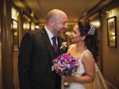 St.Regis Hotel Wedding | Dominic & Dana