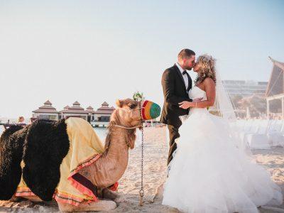 Anantara the Palm Wedding | Carl & Rebecca