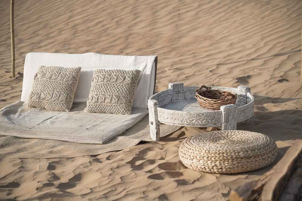 Dubai desert elopement