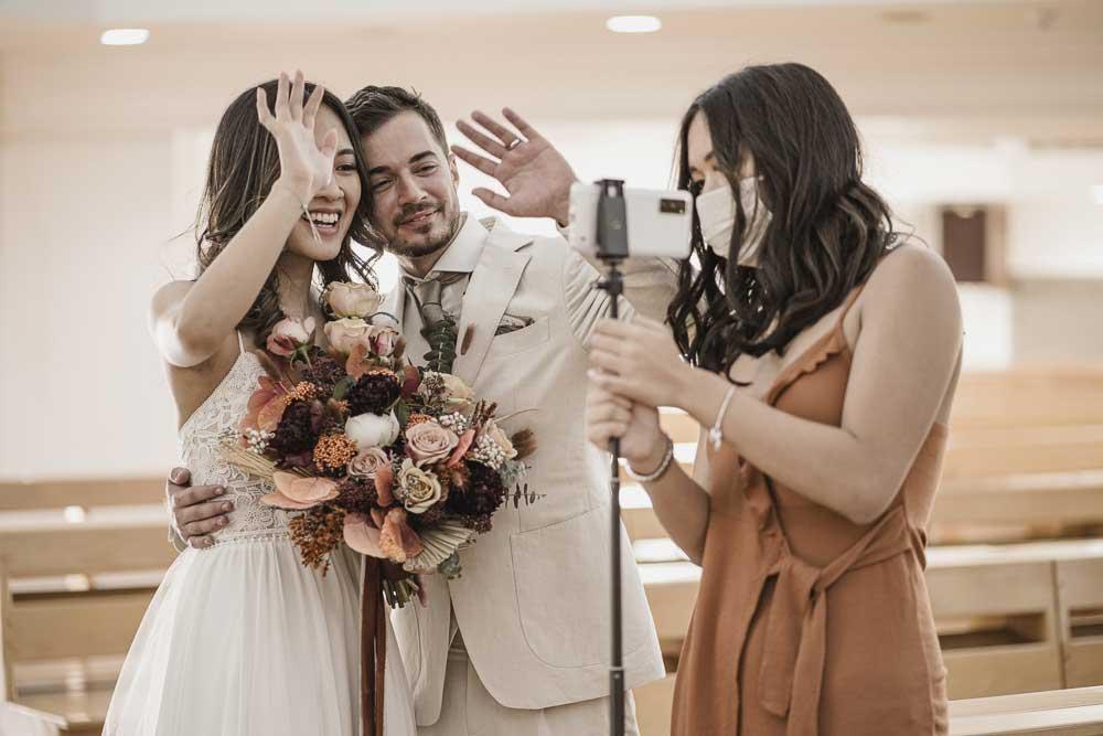 covid weddings